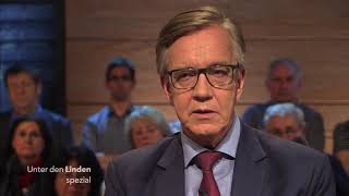 """Unter den Linden spezial: """"M. Kolster und M. Hirz im Gespräch mit Dietmar Bartsch"""" vom 11.09.17"""