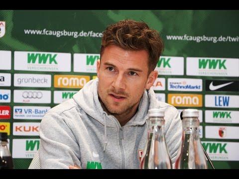 FC Augsburg: Pressekonferenz vor Köln-Auswärtsspiel