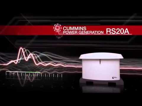 Advanced Power Technologies LLC Cummins Generator Sound Test