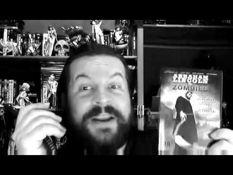 DVD BONG. Abraham Lincoln vs Zombies