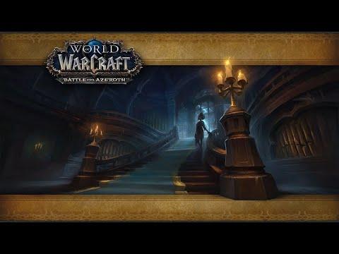 Mythic Waycrest Manor, Affliction Warlock PoV