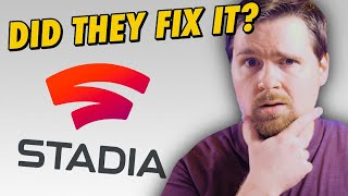 Stadia Review: One Year Later