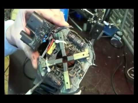 ремонт насоса подвески ситроен
