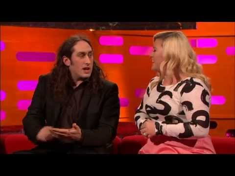 Kelly Clarkson Interview On The Graham Norton Show 20 2 15