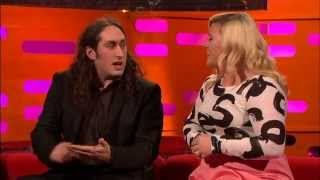Kelly Clarkson Interview on The Graham Norton Show 20-2-15