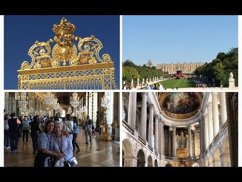 London/Paris Vacation - 2015 (Day 8 & 9 Vlog, Chateau Versailles & Going Home)