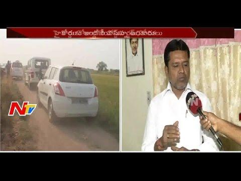 MLA Putta Madhu Sensational Comments on Manthani Madhukar Case || NTV