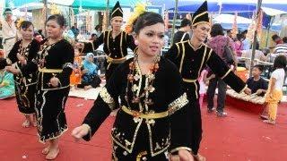 Rumambai dance by Orang Sungai Kuamat