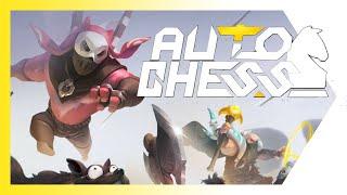 AUTO CHESS débarque sur MOBILE ! Gameplay