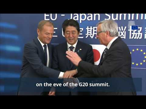 Highlights of the EU-Japan Summit