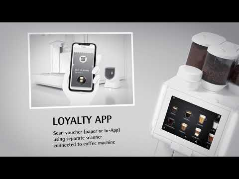 WMF Coffee Machines Mobile Payment Solutions