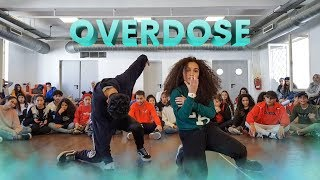 AGNEZ MO - Overdose (ft. Chris Brown) | Dance Choreography