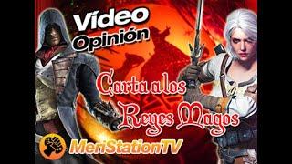 Vídeo Opinión 1x06: Carta a los Reyes Magos