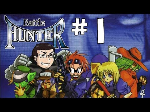 Battle Hunter Let's Play - Episode 1: Enter The Dungeon