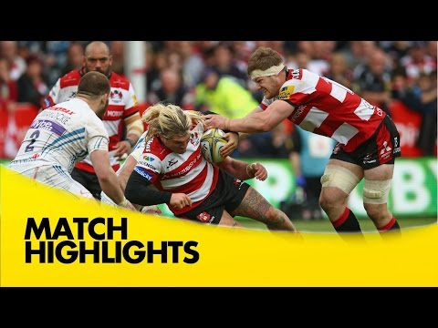 Gloucester Rugby v Exeter Chiefs - Aviva Premiership Rugby 2016-17