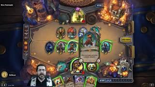 Beating King Togwaggle vs Paladin - Make A Wish Deck - Hearthstone