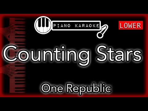 counting-stars-(female-key)---one-republic---piano-karaoke-(chilled-out-version)