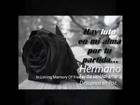 In Loving Memory Of Freddy Garcia 😢