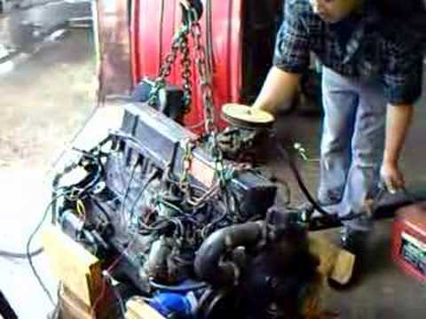 3 0 mercruiser wiring diagram mercruser 165 hp inline 6 cyl youtube  mercruser 165 hp inline 6 cyl youtube