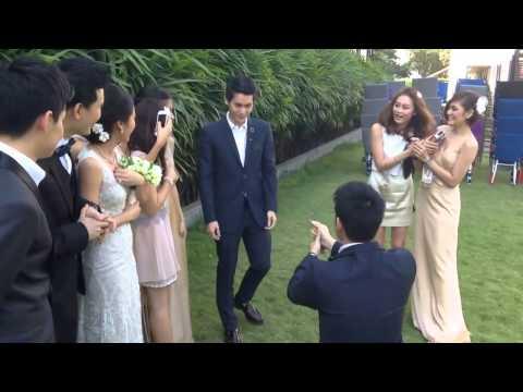 หนุ่มไทยขอแฟนหนุ่มแต่งงาน กลางงานแต่เพื่อนสาว #เต็ม