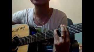 Ở trường cô dạy em thế - Hải Long Vương ( Guitar Cover )