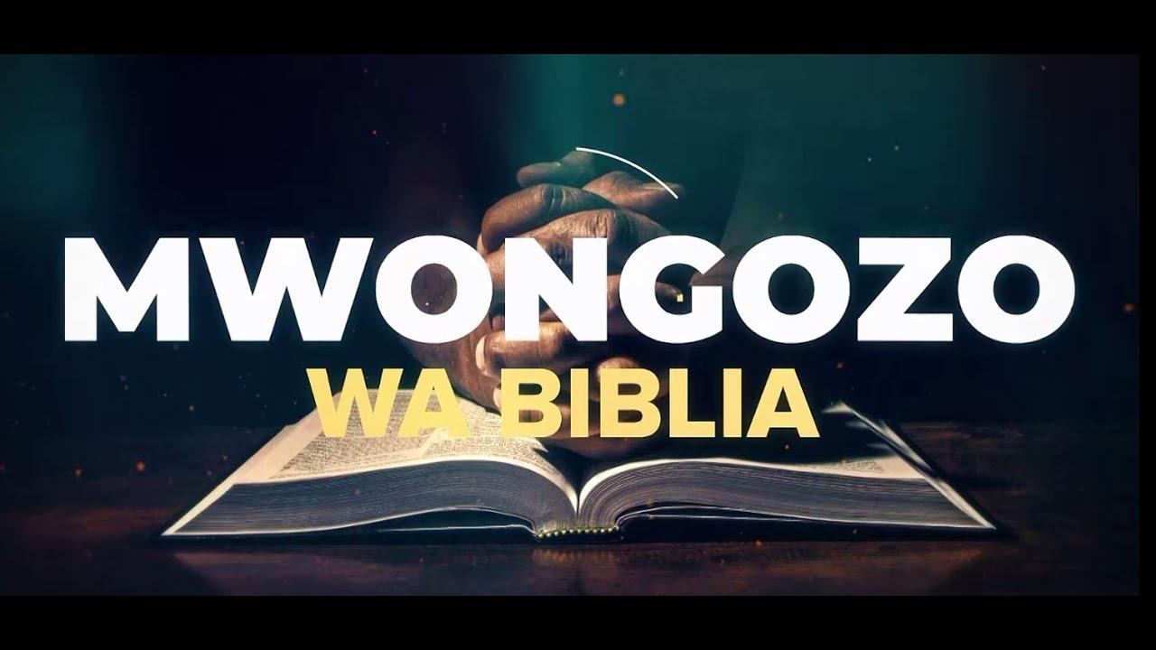 Download Mwongozo wa Biblia 2021 robo ya 1 somo la 6  : Kujifanya Mungu