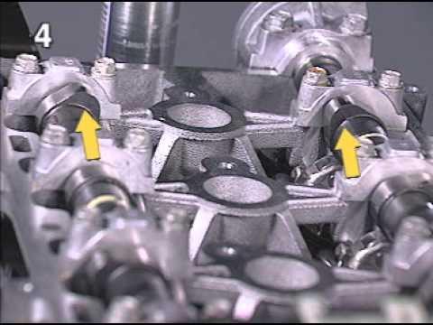 Ремонт двигателя 2ч Opel