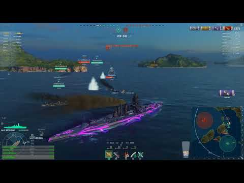 World of warships - Sunday Funday even (protect/ram the VIP)