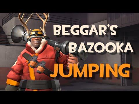 TF2: Beggar's Bazooka Jumping Tutorial