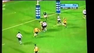 Fiji vs Australia Brisbane 7s 2000