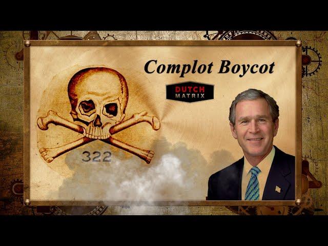 COMPLOT BOYCOT - Skull and Bones, Vaticaan en Pun@ni te Lease