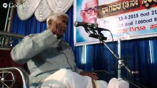 Discourse on Bhagavata 3rd skanda - 13th April