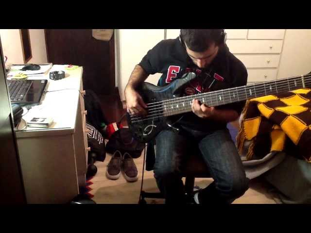 Oficina G3 - Descanso (Bass Cover) Videos De Viajes