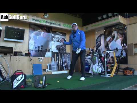 Closed Face Slice Golf Swing