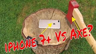 iphone 7 vs Axe