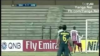 Shabab Al Ordon 1-3 Erbil s.c -  AFC Cup 2014