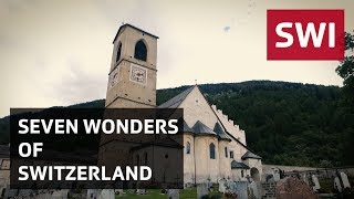 Gambar cover Switzerland: home to one of Europe's oldest monasteries