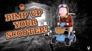 Coffin Dodgers Kart Racing Game Extended Trailer: Available now for PC, MAC, Linux.