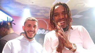 FETTY WAP TAKES OVER MY VLOG! *BACKSTAGE VIP*