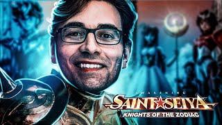 Jogo GRÁTIS dos Cavaleiros do Zodíaco | Saint Seiya Awakening: Knights of the Zodiac Gameplay