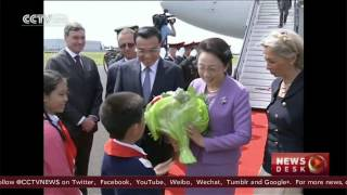 Chinese premier arrives in Brussels for China-EU leaders' meeting | #Politics, #News, #Worldnews