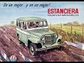 IKA Estanciera 1957-1970. Willys Jeep Station Wagon, Argentinian version. Buenos Aires