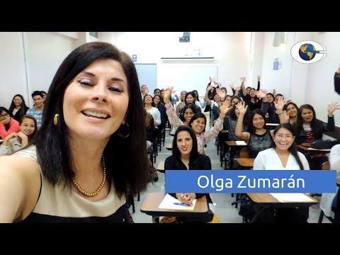 OLGA ZUMARÁN - COLUMBIA - TALLER DE MARKETING PERSONAL