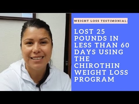 Ybone lost over 25 pounds in less than 60 days at the iChoose Wellness Center in San Mateo, CA.