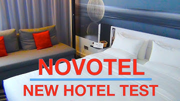 Novotel Hotel Wien Hauptbahnhof ✨ NEW Review ✨ 4 STAR City HOTEL EXPERIENCE