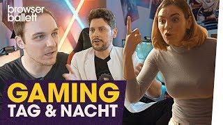 Gaming – Tag & Nacht