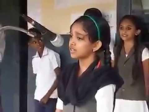 Kaathirunnu Kaathirunnu | Ennu Ninte Moideen | Shahna School Girl