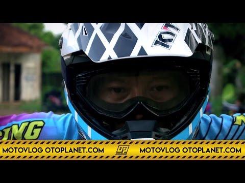 #25 - Test Drive Bebek Standar Yamaha F1zr Grasstrack