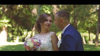 Коротко о свадьбе Виктора и Наталии )))