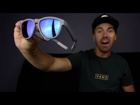 BONE CONDUCTIVE SUNGLASSES - Zungle Viper Review